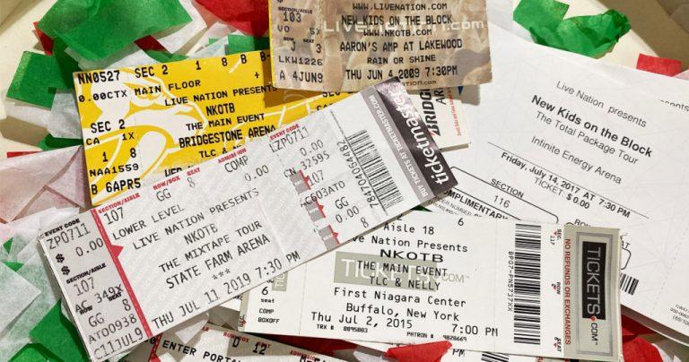 Cinco maneras de conseguir entradas con descuento a conciertos.